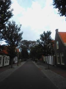Dorpsstraat, Oost-Vlieland