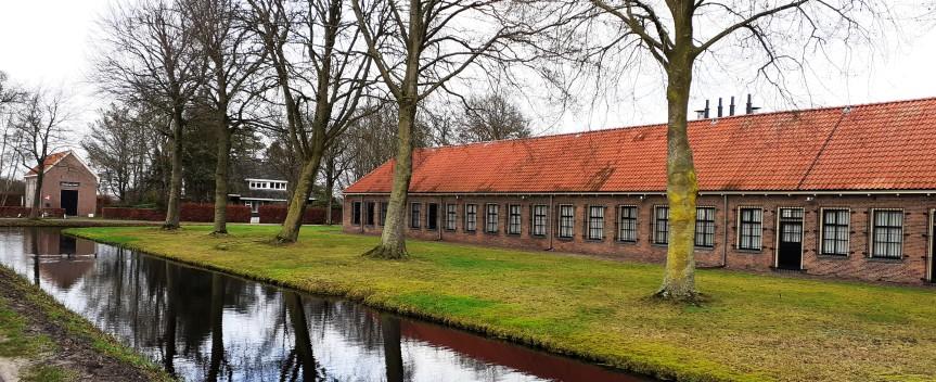 Punt-Transect-Telling Veenhuizen